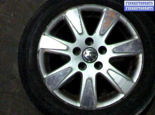Диск колёсный на Volkswagen Jetta V