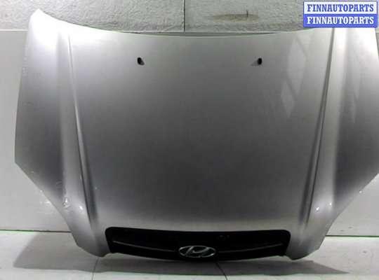Капот на Hyundai Tucson