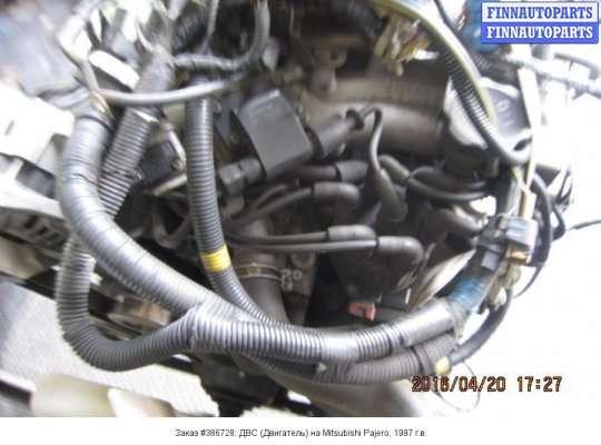 Двигатель (ДВС) 6G72 (SOHC 24V)