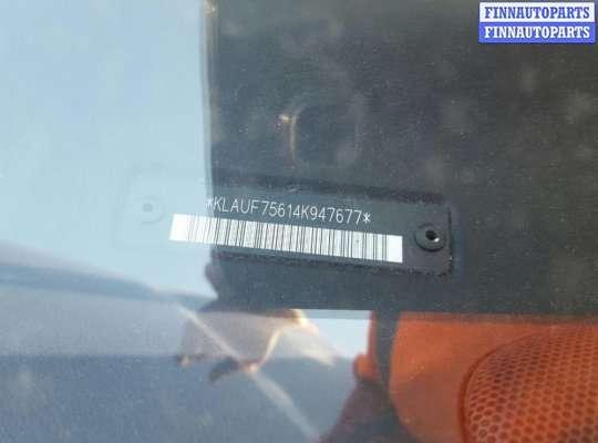 Фара противотуманная (ПТФ) на Chevrolet Rezzo