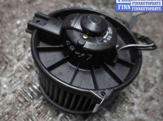 Мотор отопителя (печки) на Toyota Corolla 7 (E10)