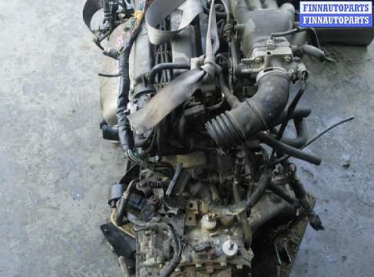 Двигатель (ДВС) Z5-DE