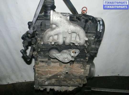 Двигатель (ДВС) AXB