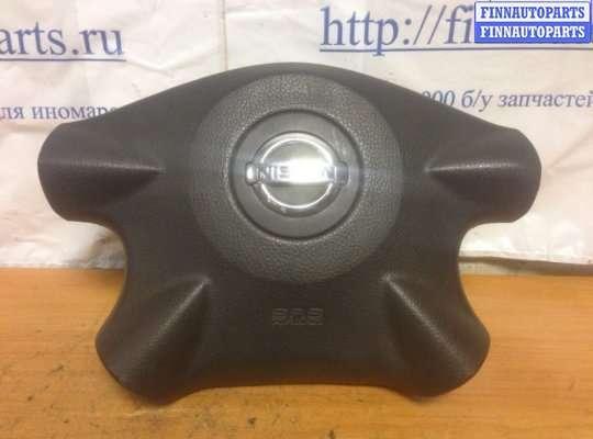 Подушка безопасности водителя (AirBag) на Nissan NP300 (D22)