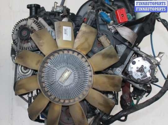 ДВС (Двигатель) на Ford Explorer III (U152)