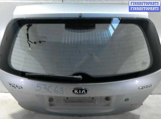 Крышка багажника на Kia Rio II (JB)