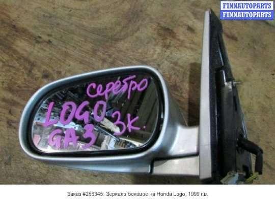 Зеркало боковое на Honda Logo GA3
