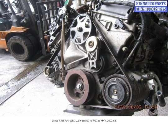 Двигатель (ДВС) AJ