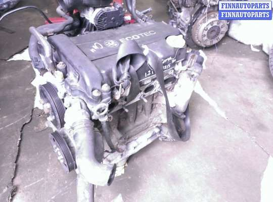 ДВС (Двигатель) на Opel Agila A
