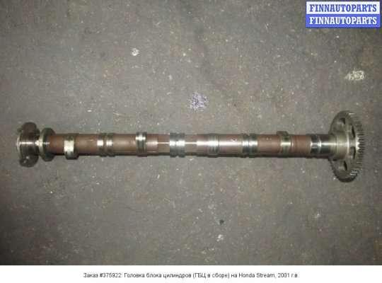 Головка блока цилиндров (ГБЦ в сборе) на Honda Stream