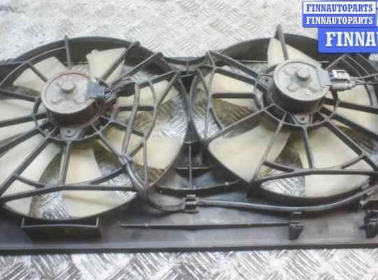 Вентилятор радиатора на Toyota Celica T23