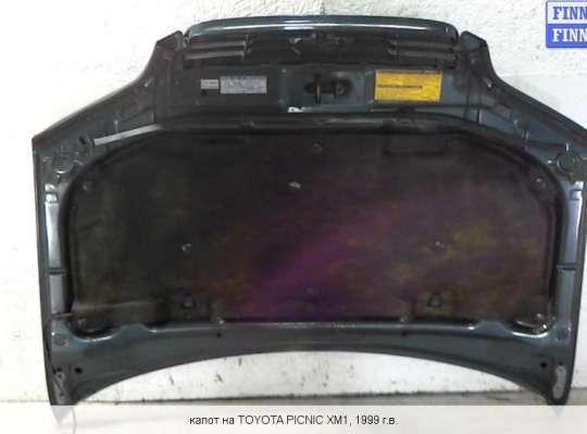 Капот на Toyota Picnic XM1