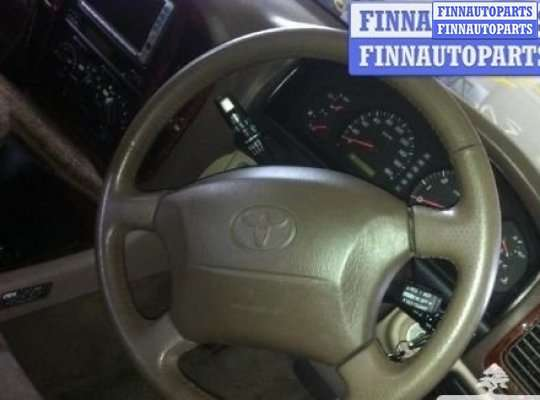 Подушка безопасности водителя (AirBag) на Toyota Land Cruiser 100