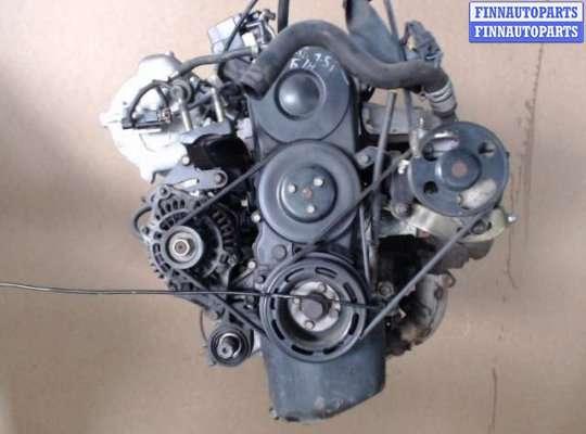 Двигатель (ДВС) B3 (16V)