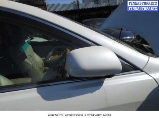 Зеркало боковое на Toyota Camry XV40