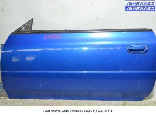 Дверь боковая на Subaru Impreza I (GC, GF, GH)
