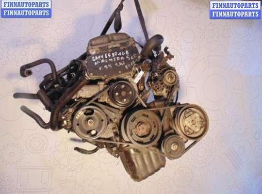 Двигатель (ДВС) GA14DE