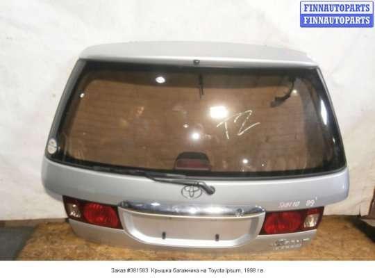 Крышка багажника на Toyota Ipsum XM1