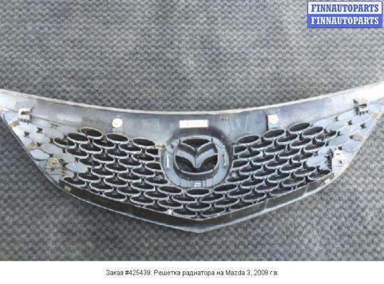 Решетка радиатора на Mazda 3 I (BK)