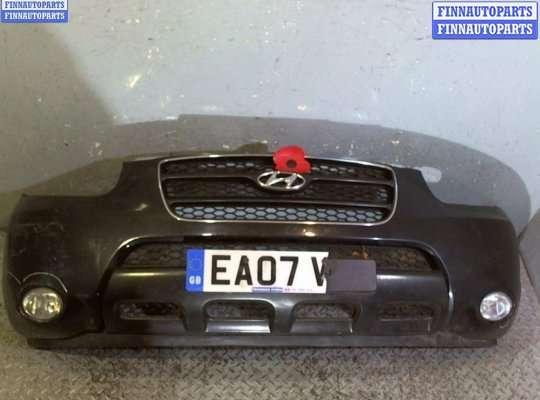 Бампер передний на Hyundai Santa Fe II (CM)
