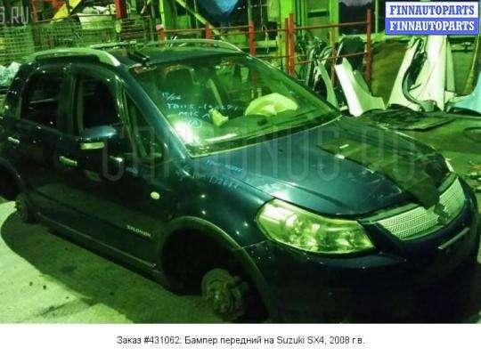 Бампер передний на Suzuki SX4