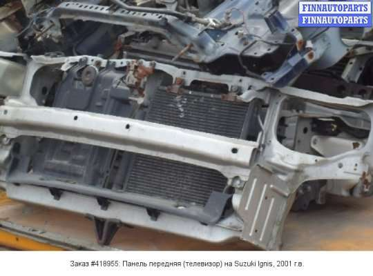 Панель передняя (телевизор) на Suzuki Ignis (HT51S, HT81S)