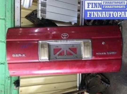 Крышка багажника на Toyota 4runner (N120, N130)