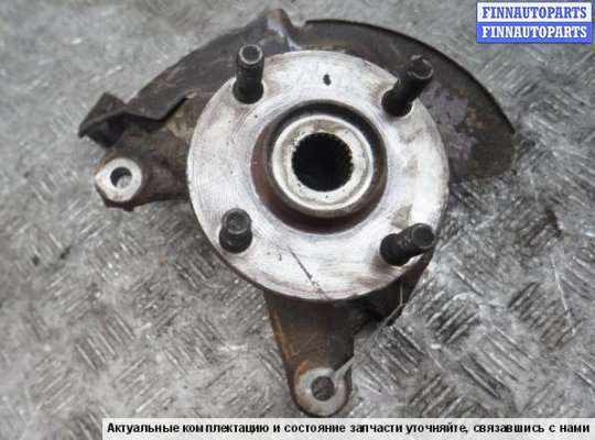 Кулак подвески на Mazda Familia