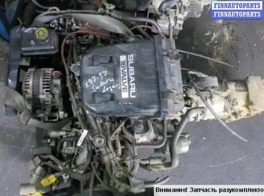 Двигатель (ДВС) EJ18 SPI