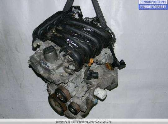 Двигатель (ДВС) HR16DE
