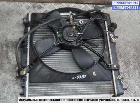 Радиатор (основной) на Proton Persona 400