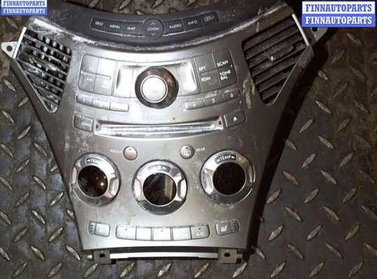 Блок комфорта на Subaru Tribeca