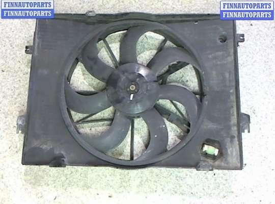 Вентилятор радиатора на Kia Sportage II (JE, KM)