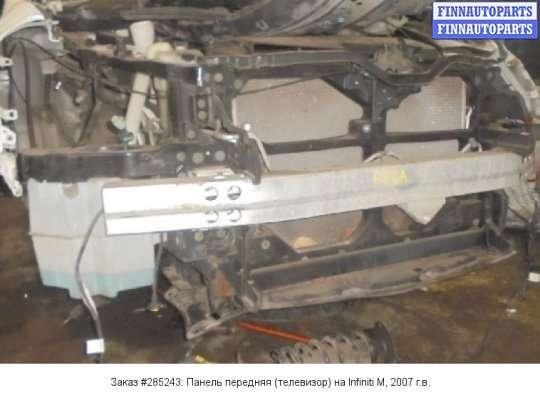 Панель передняя (телевизор) на Infiniti M (Y50)