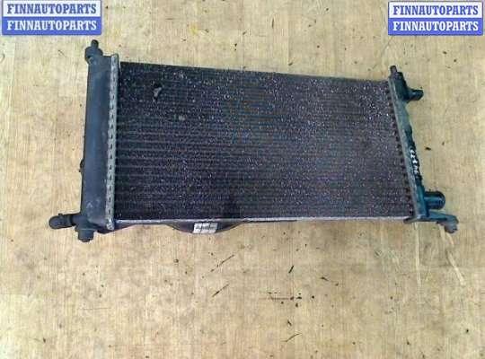 Радиатор (основной) на Opel Combo B
