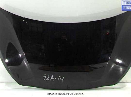 Капот на Hyundai i20