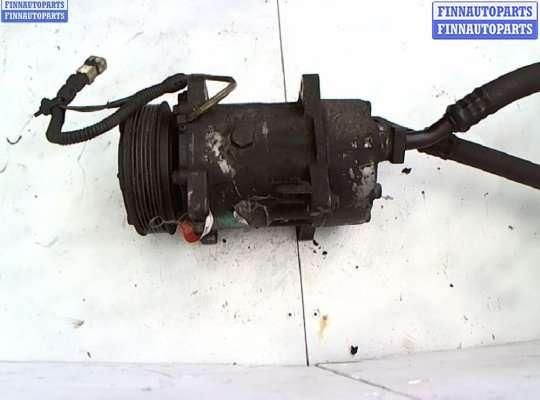 Компрессор кондиционера на Peugeot 405