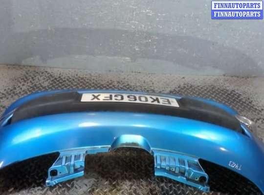 Бампер передний на Peugeot 107
