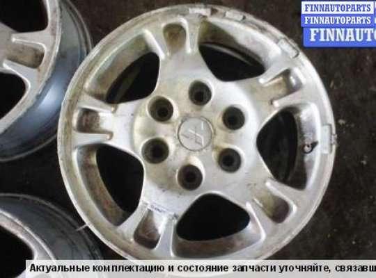 Диск колёсный на Mitsubishi Pajero III