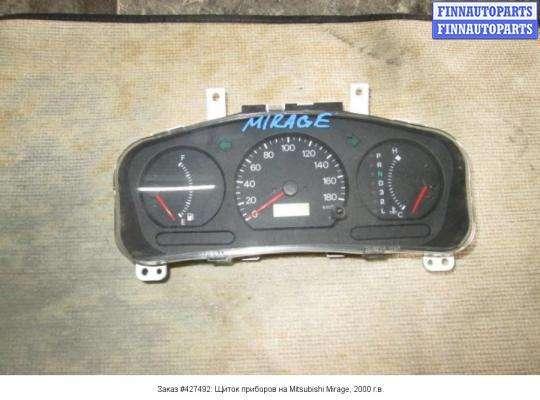 Щиток приборов на Mitsubishi Mirage CJO