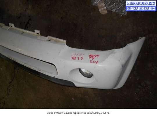 Бампер передний на Suzuki Jimny (JB33W, JB43W)