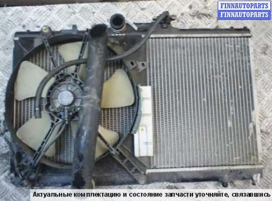 Радиатор (основной) на Toyota Corolla E11