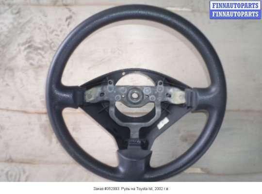 Руль на Toyota Ist (NCP60)