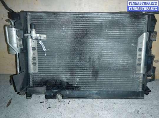 Радиатор кондиционера на Mercedes-Benz A W168