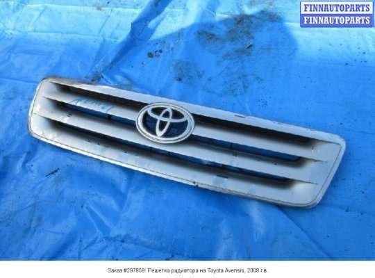 Решетка радиатора на Toyota Avensis Verso