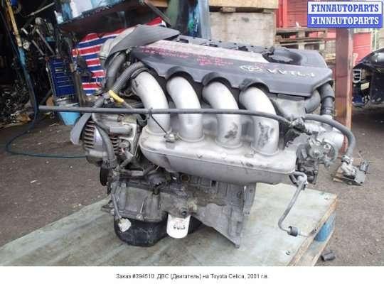 Двигатель (ДВС) 2ZZ-GE