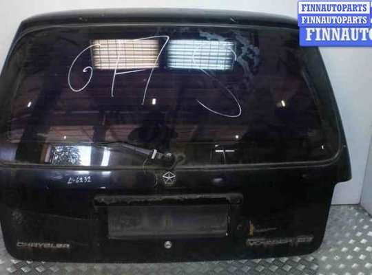 Крышка багажника на Dodge Caravan II (ES)