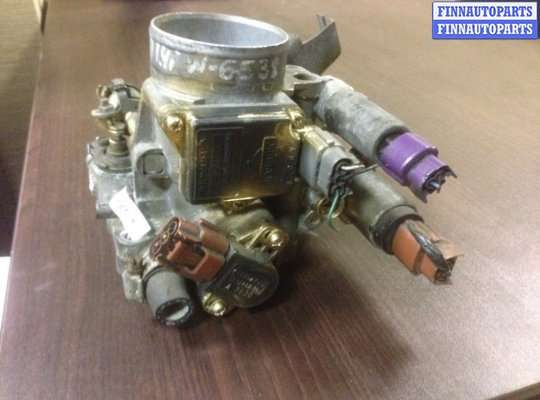 Датчик расхода воздуха (ДМРВ) на Nissan Sunny III N14