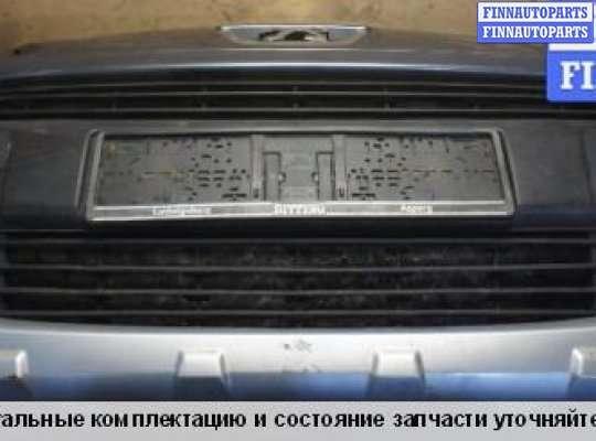Панель передняя (телевизор) на Peugeot Partner II Tepee