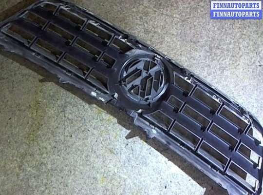 Решетка радиатора на Volkswagen Touareg I